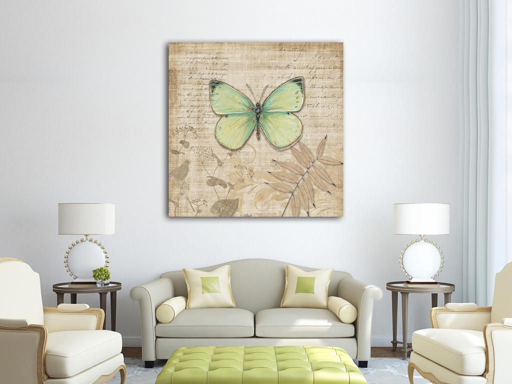 欧美室内手绘图