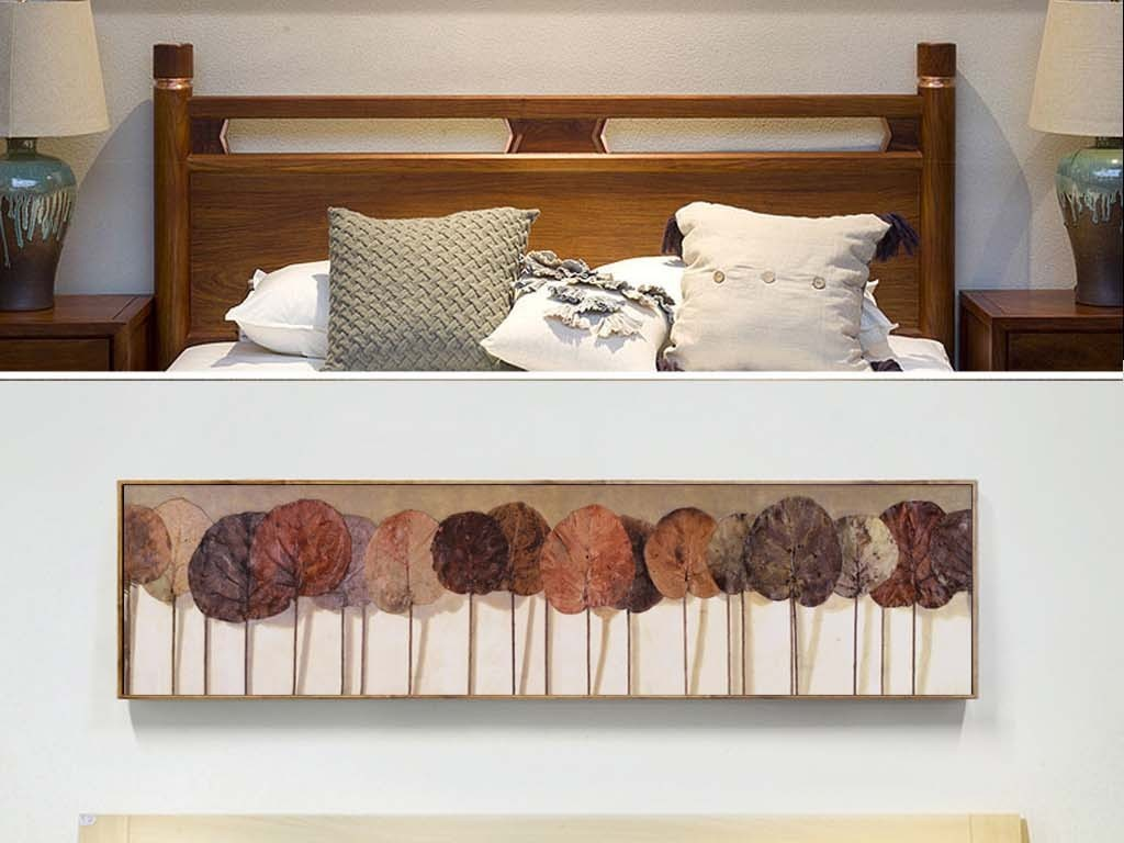 画芯客厅餐厅卧室室内欧式北欧欧美艺术床头