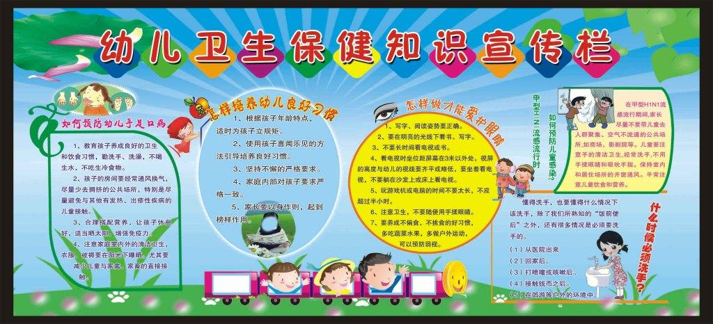 幼儿园卫生保健(图片编号:15843705)