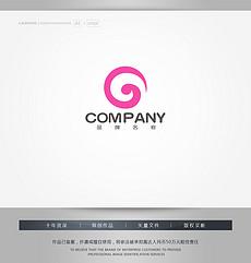 logo设计G字母logo标志