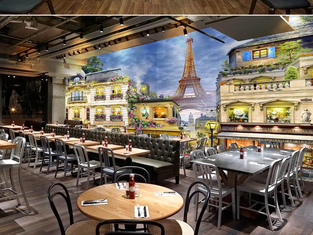 欧式咖啡店图片大全