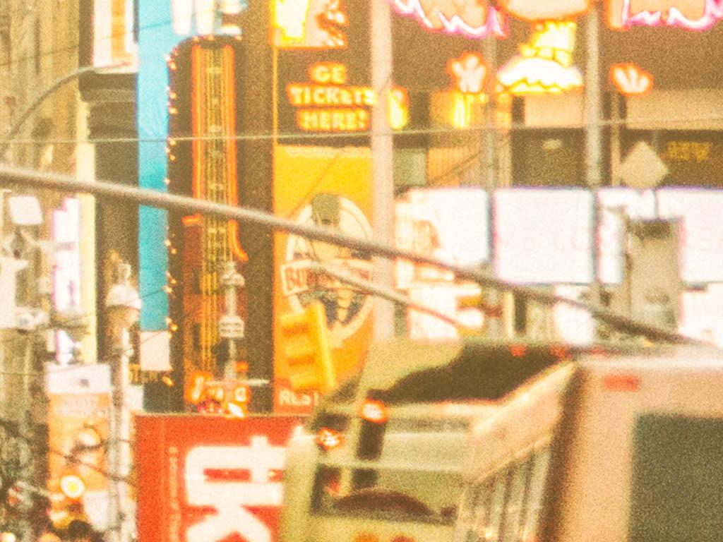 欧美城市街景背景墙装饰画图片