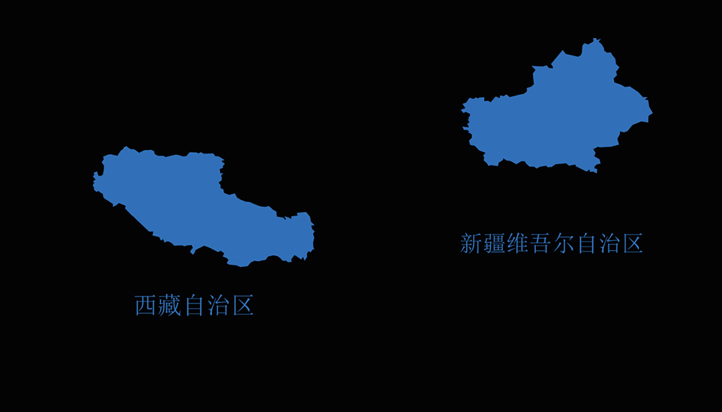 中国省份地区地图全国各省市地图