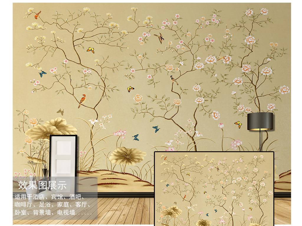 中国古典颜色搭配
