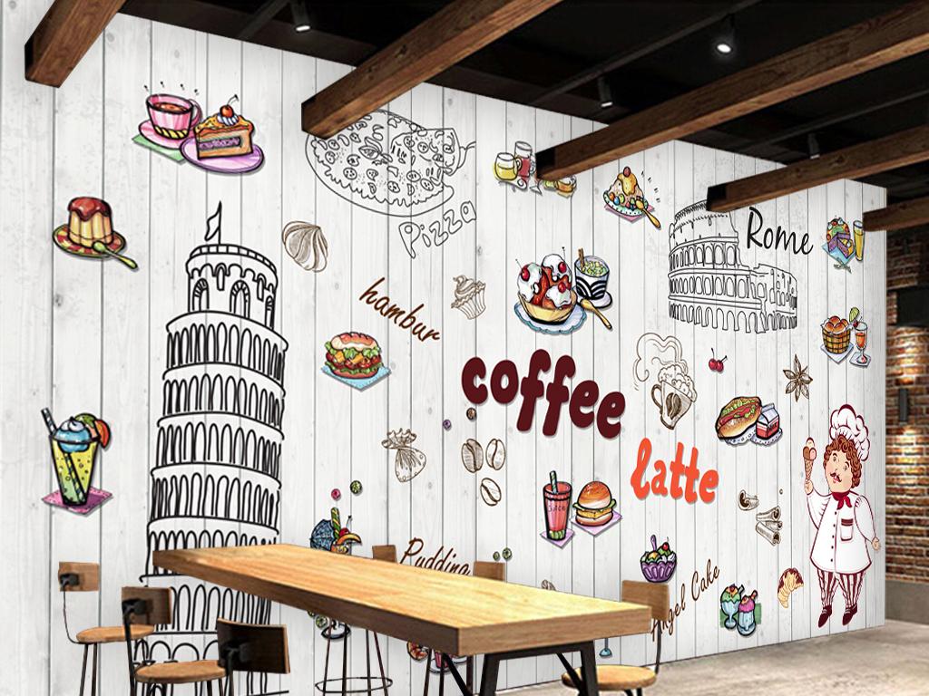 我图网提供精品流行欧美手绘咖啡店西餐厅背景墙素材下载,作品模板源文件可以编辑替换,设计作品简介: 欧美手绘咖啡店西餐厅背景墙 位图, RGB格式高清大图,使用软件为 Photoshop 7.0(.psd) 电视背景墙 背景墙 装修 客厅 电视墙 家装 工装背景墙 壁画 墙纸 壁纸 欧美 美式 欧式 酒吧 餐厅 咖啡店 西餐厅 韩国 美食 卡通 手绘 蛋糕 蛋糕店 甜点 下午茶 木纹 木板 手绘背景 欧美背景 咖啡店背景墙 咖啡店手绘 咖啡店背景 欧美手绘