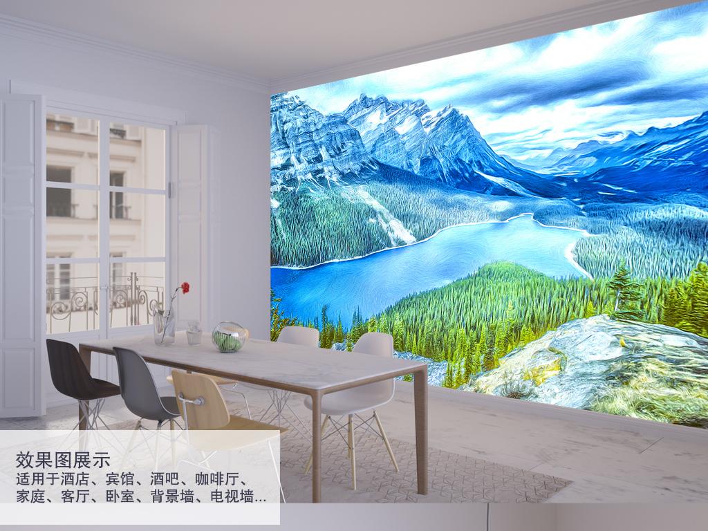 电视背景墙 美式背景墙