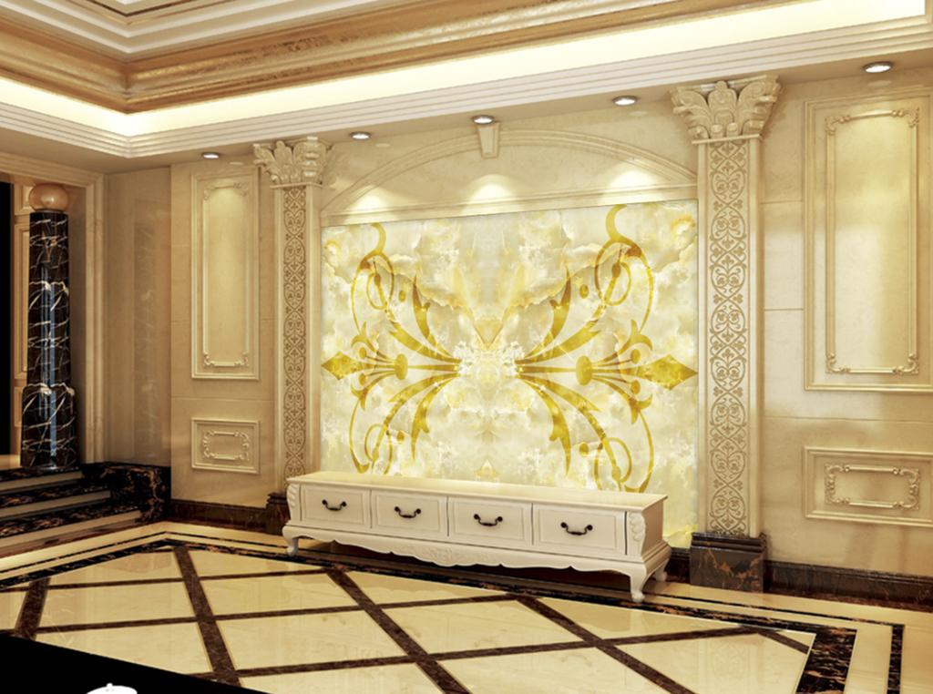 欧式电视电视背景墙图片玻璃电视背景墙图片客厅电视