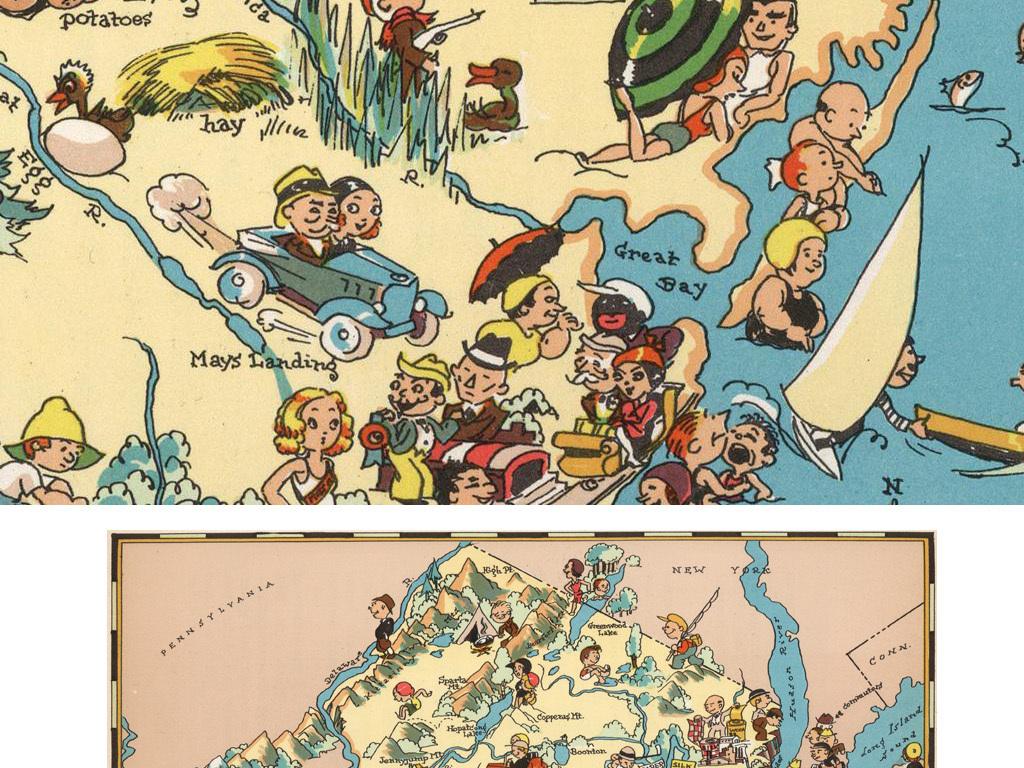 tif不分层)美国地图美国各州地图系列手绘地图美国高清地图地图