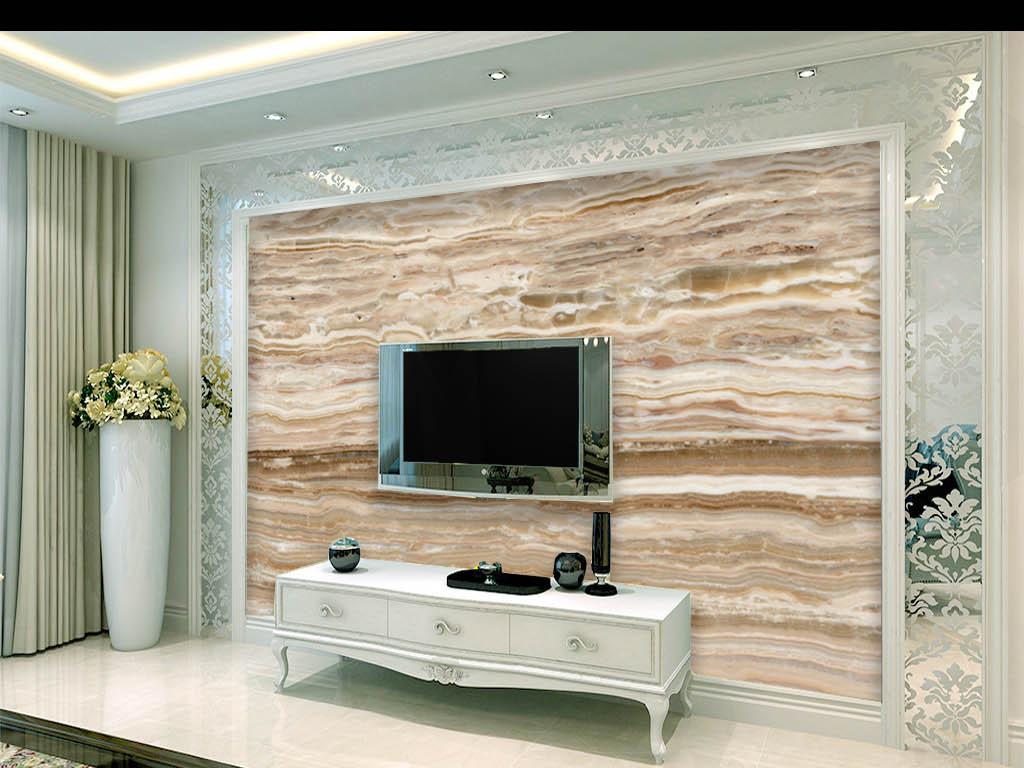 欧式风格古典风格石纹背景玉石玉石石纹电视