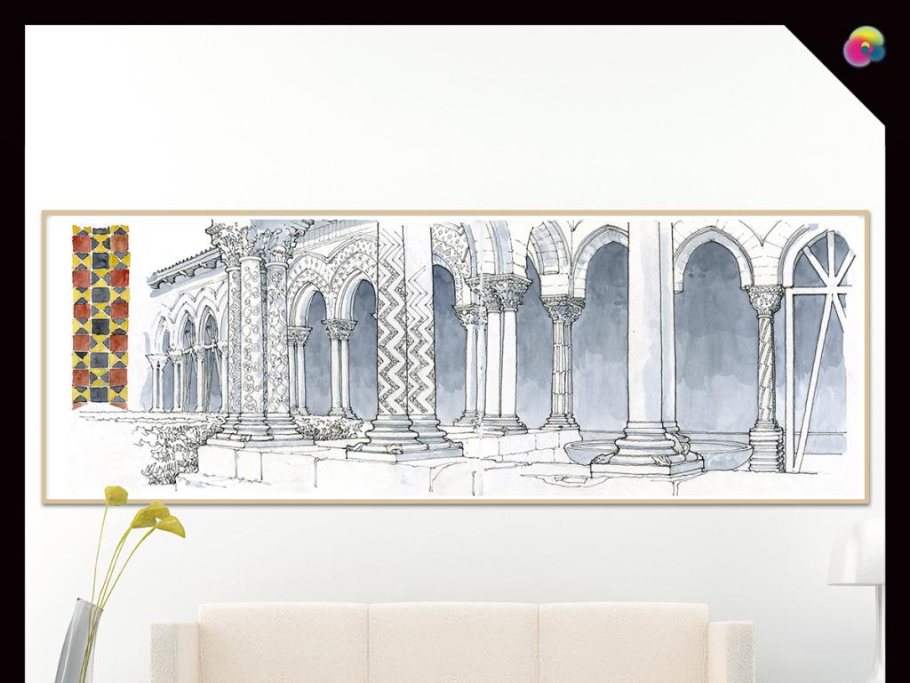 欧式复古 咖啡厅 卧室 油画 欧美 客厅 餐厅 卧室 装饰画 油画 美式 横幅 床头画 古典 田园 建筑 软装 手绘 唯美 画芯 美克美家 欧式建筑 复古装饰画 欧式装饰画 手绘建筑 复古手绘 复古建筑 手绘装饰画 手绘复古