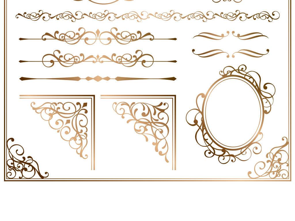 ppt 背景 背景图片 边框 模板 设计 矢量 矢量图 素材 相框 1024_768