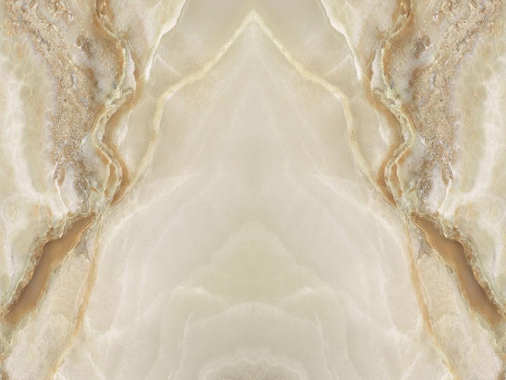 大理石纹欧式花纹玄关背景墙