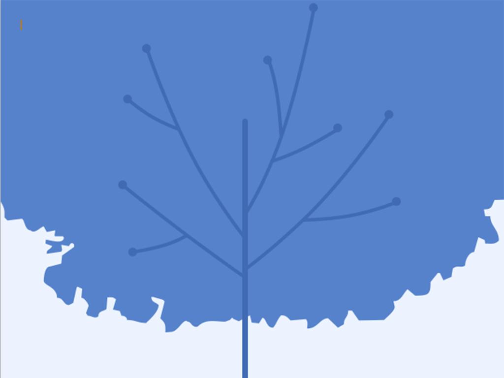 枫叶个人简历封面设计模板word格式图片
