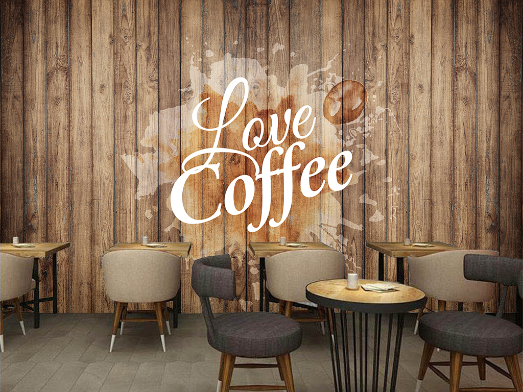 我图网提供精品流行 简约复古木板咖啡背景墙素材 下载,作品模板源文件可以编辑替换,设计作品简介: 简约复古木板咖啡背景墙 位图, CMYK格式高清大图, 使用软件为 Photoshop CS6(.psd)