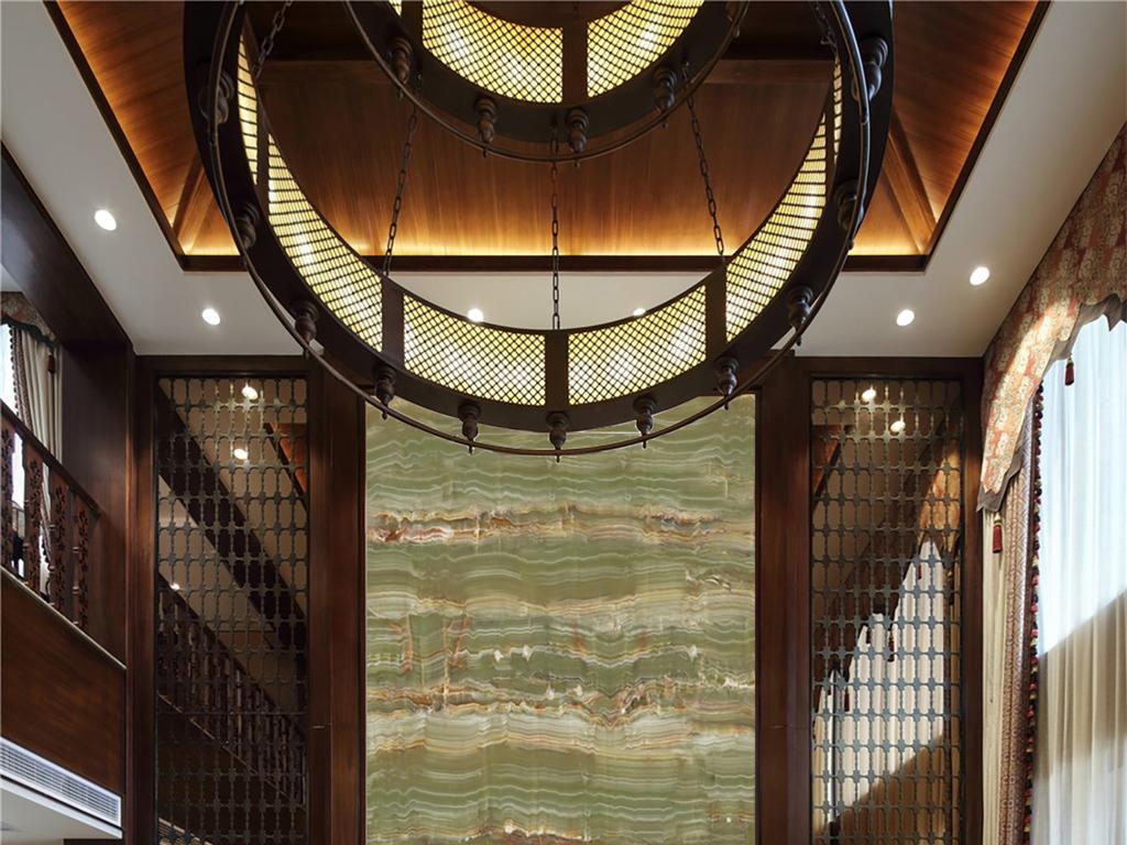 我图网提供精品流行绿玉石瓷砖背景墙设计