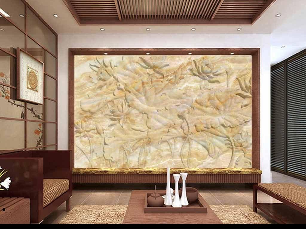 背景墙大理石花纹玉雕花纹纹理欧式背景浮雕背景