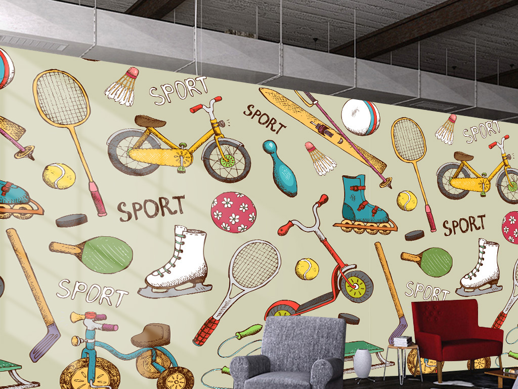 墙壁手绘墙壁画黑白手绘壁画大型手绘花鸟高清壁画手绘壁画花鸟图高清
