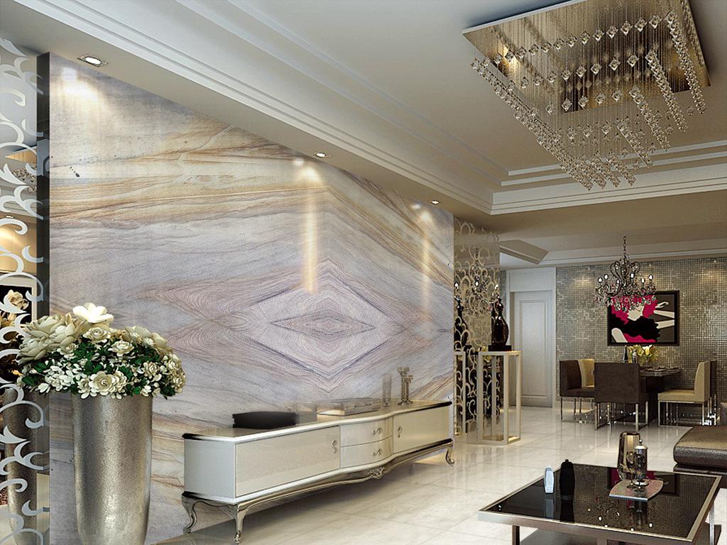 高清欧式大理石石纹背景墙