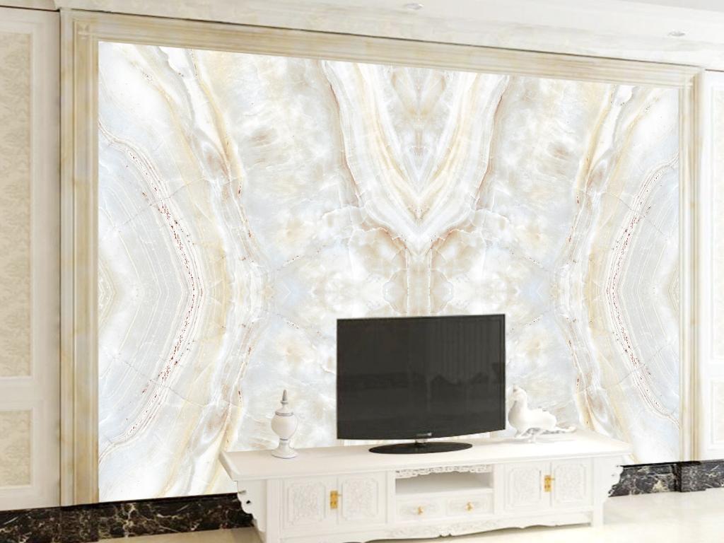 我图网提供精品流行高清客厅电视背景墙大理石