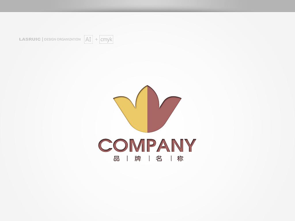logo设计皇冠logo花朵logo首饰logo珠宝logo商标设计图片
