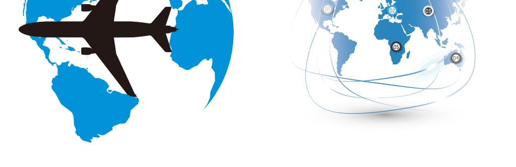 飞机航班航线航空公司航运航行世界地图世界矢量地图矢量地图ppt素材