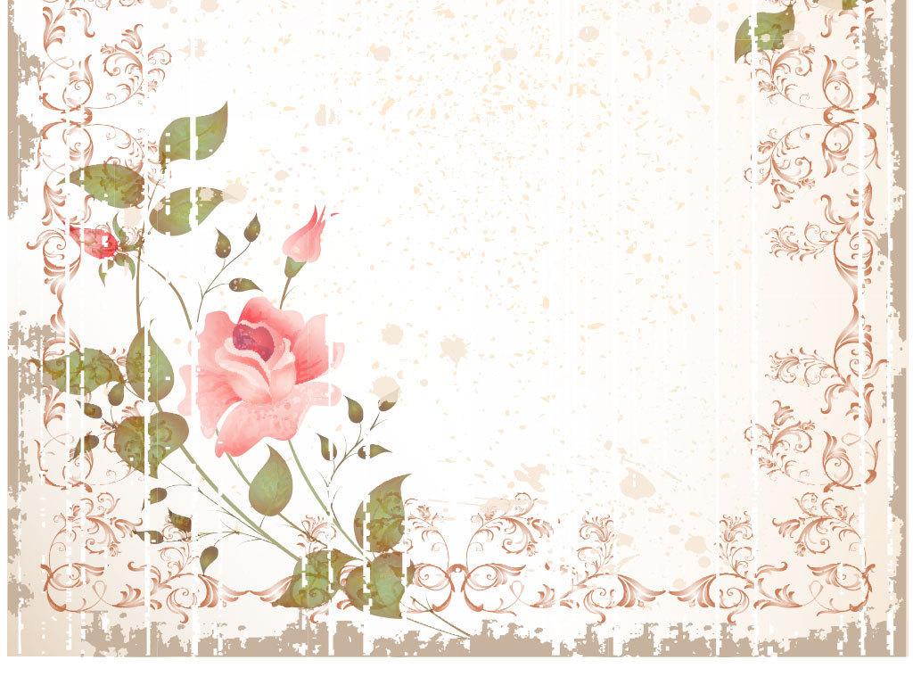 花瓣                                  叶子文字手绘水彩