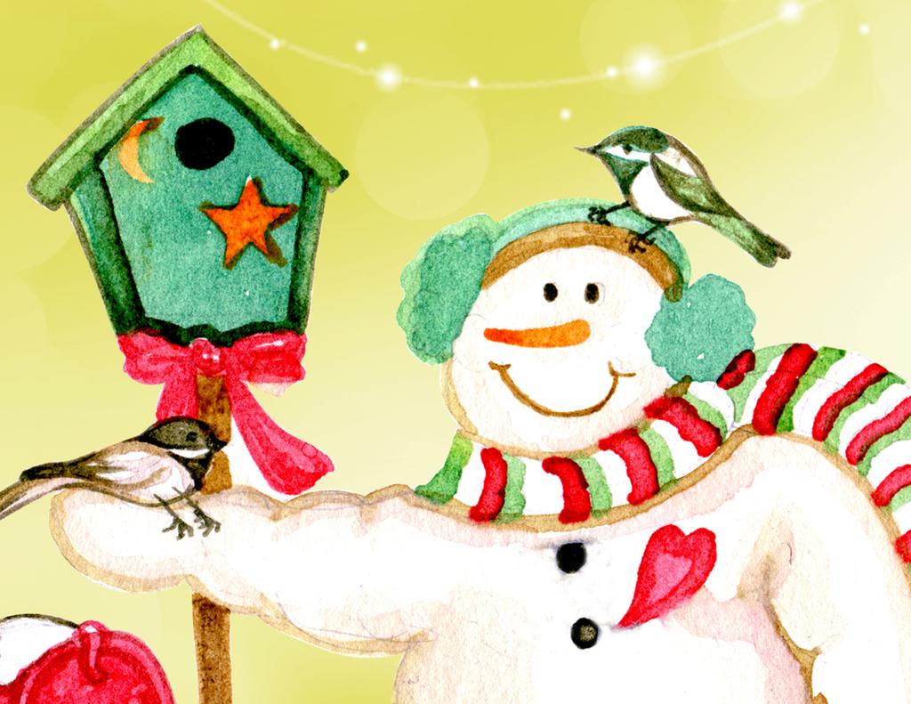 雪人堆雪人圣诞节雪人卡通小雪人冬天雪人雪人简笔画