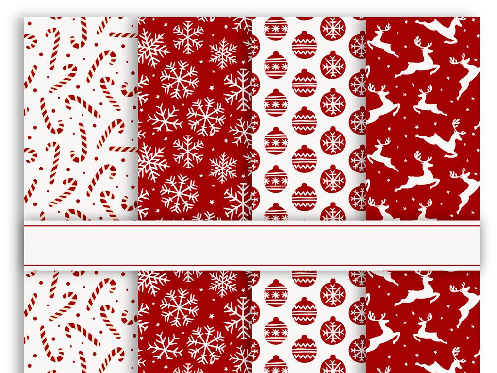剪纸条式花边圣诞树步骤