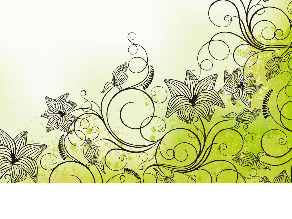 花瓣                                  叶子文字手绘水彩花朵