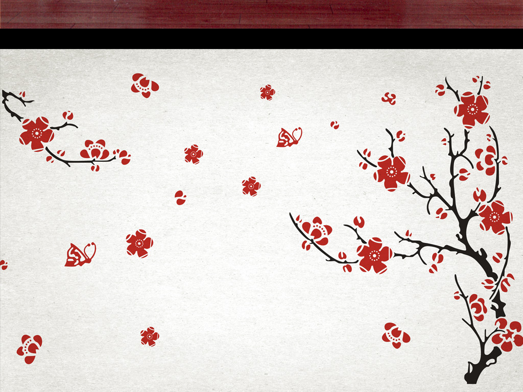 剪纸樱花作品步骤大全