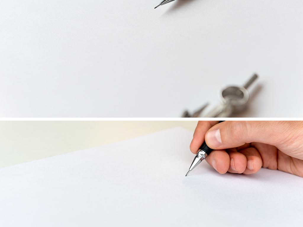 手绘场景设计效果图贴图样机模板素材