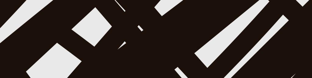黑白简约抽象图案装饰画