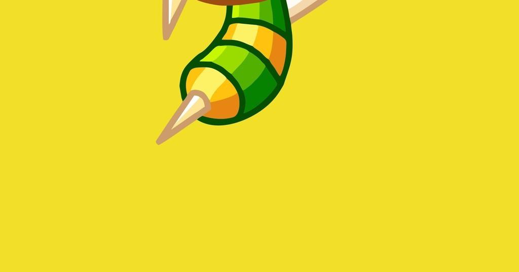 蜜蜂卡通图案装饰插画