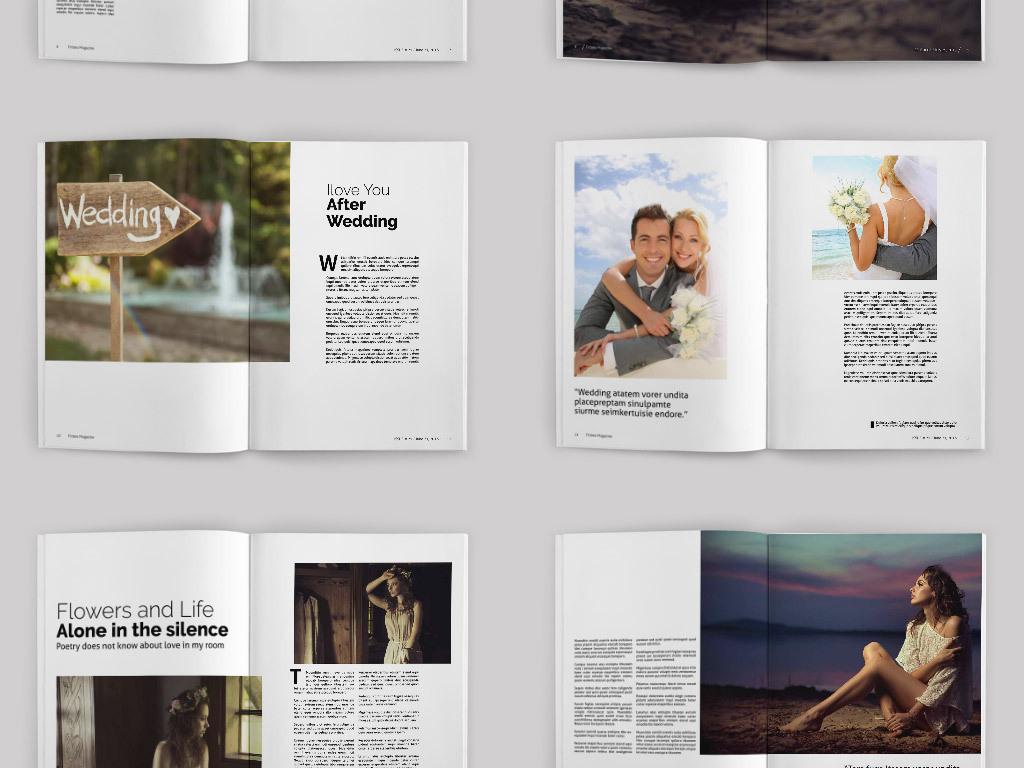排版产品画册国外杂志杂志封面企业杂志排版书籍排版设计书籍高端排版图片