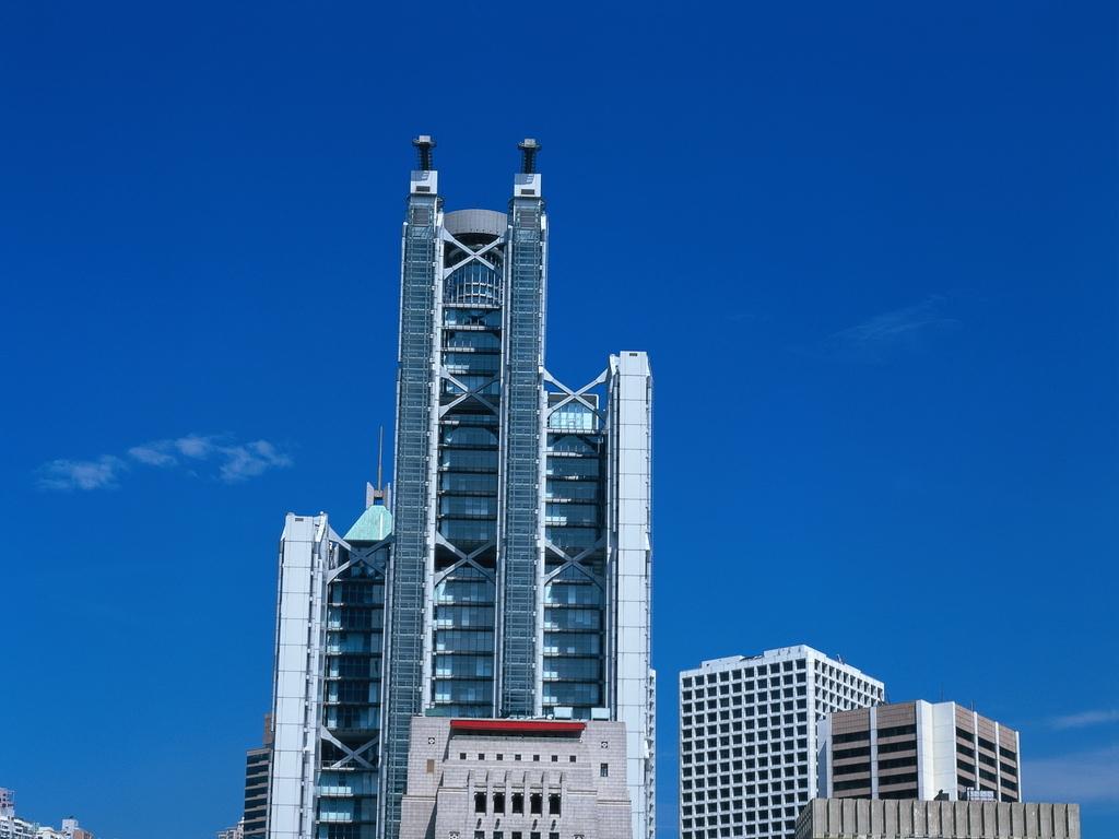 中国城市风景著名旅游风景都市建筑