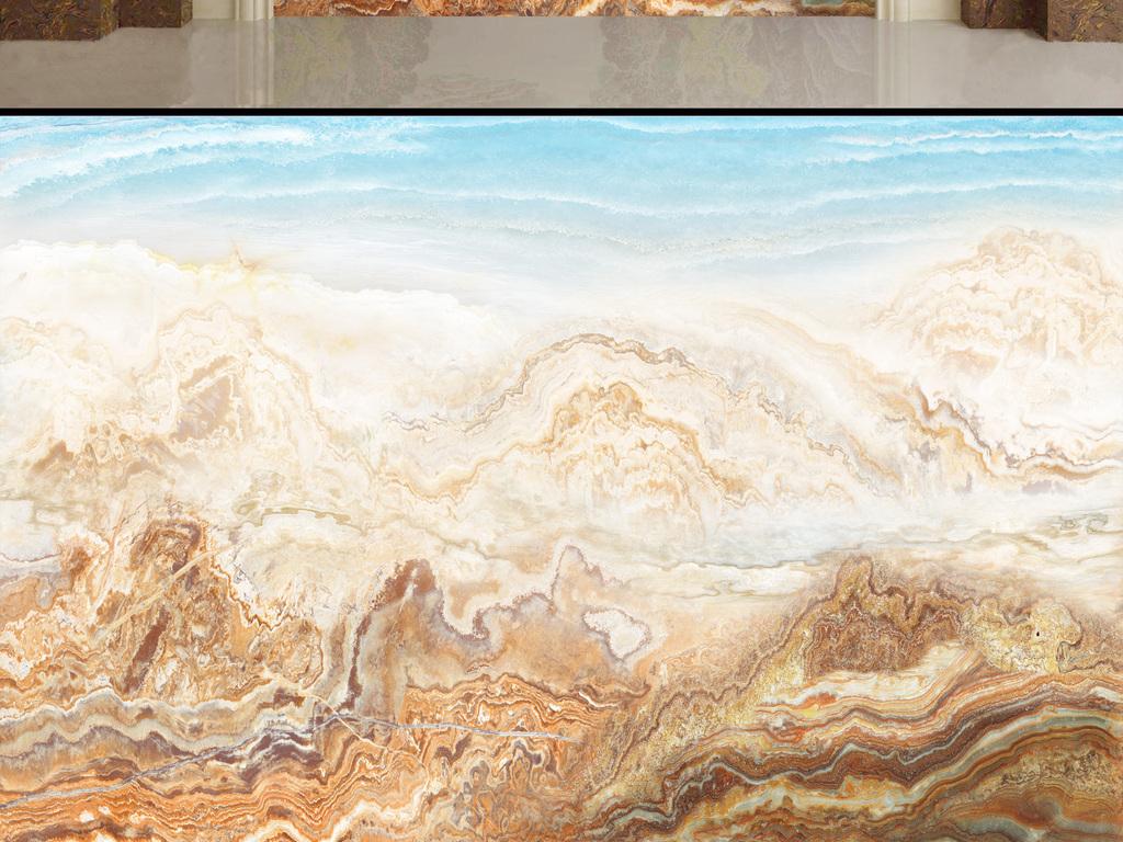 欧式山水桌面壁纸