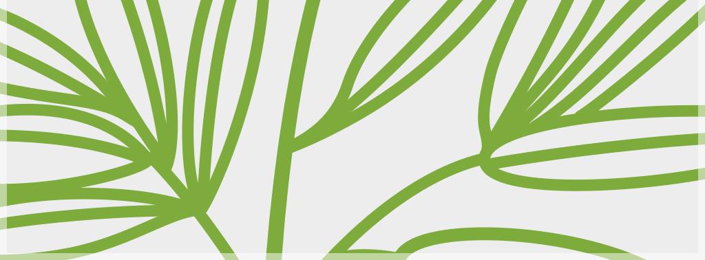 北欧简约创意手绘植物小清新无框画