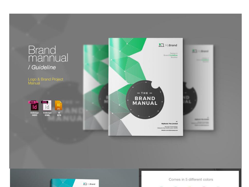 平面|广告设计 画册设计 企业画册(整套) > 科技公司vi手册  版权图片