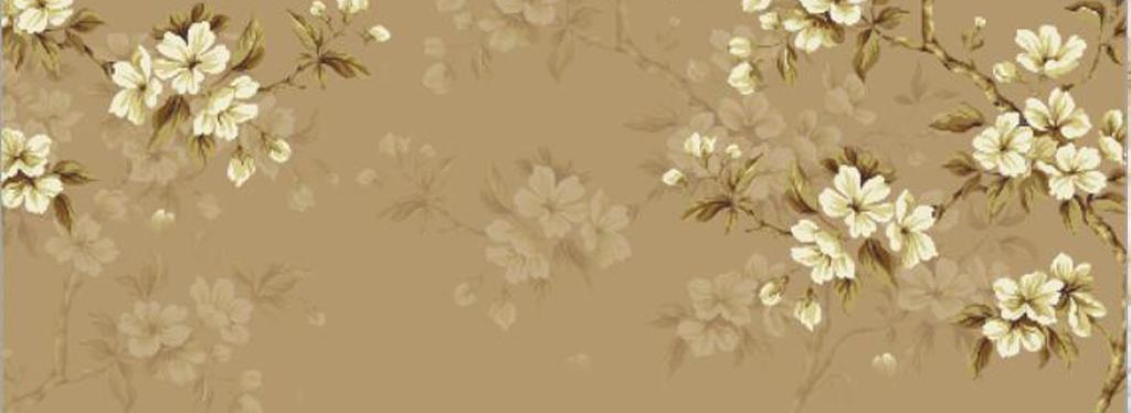 中式风格国画工笔画手绘水墨画新中式花枝树枝梅花白梅花梨花