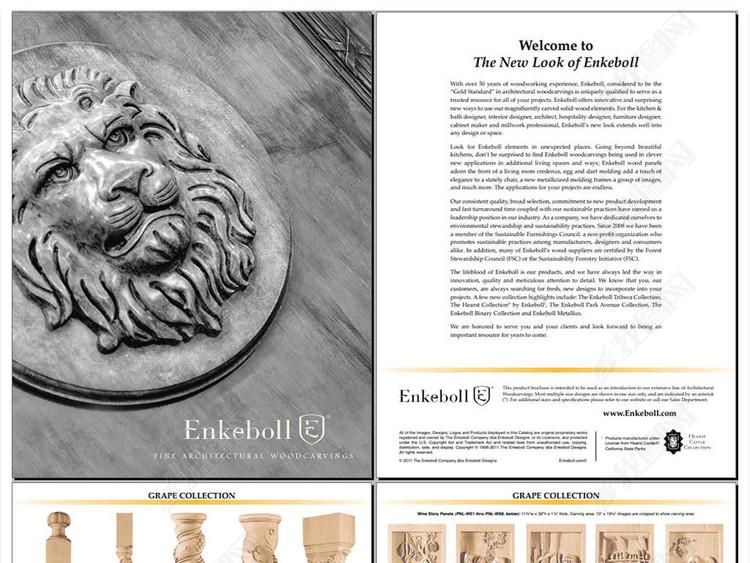 国外整木整装PDF资料和CAD图库