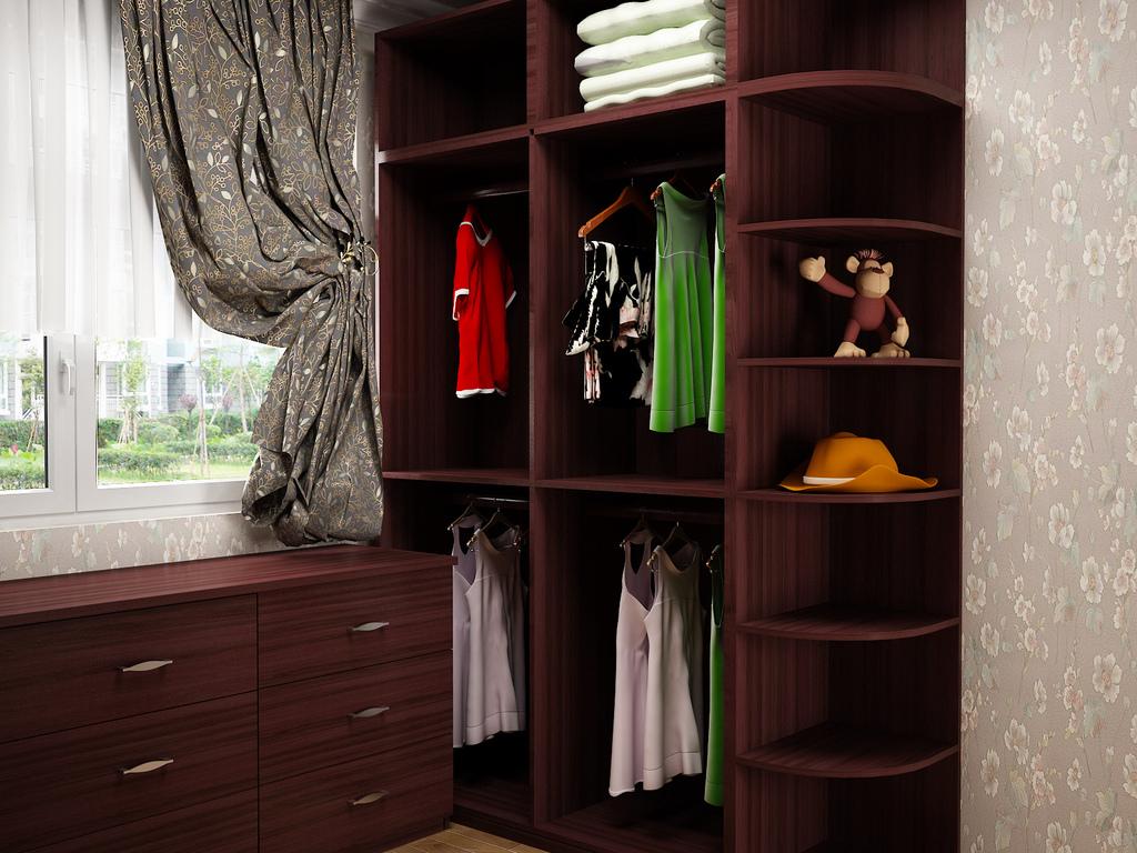 整木护墙饰面柜子百张3d高清效果图jpg