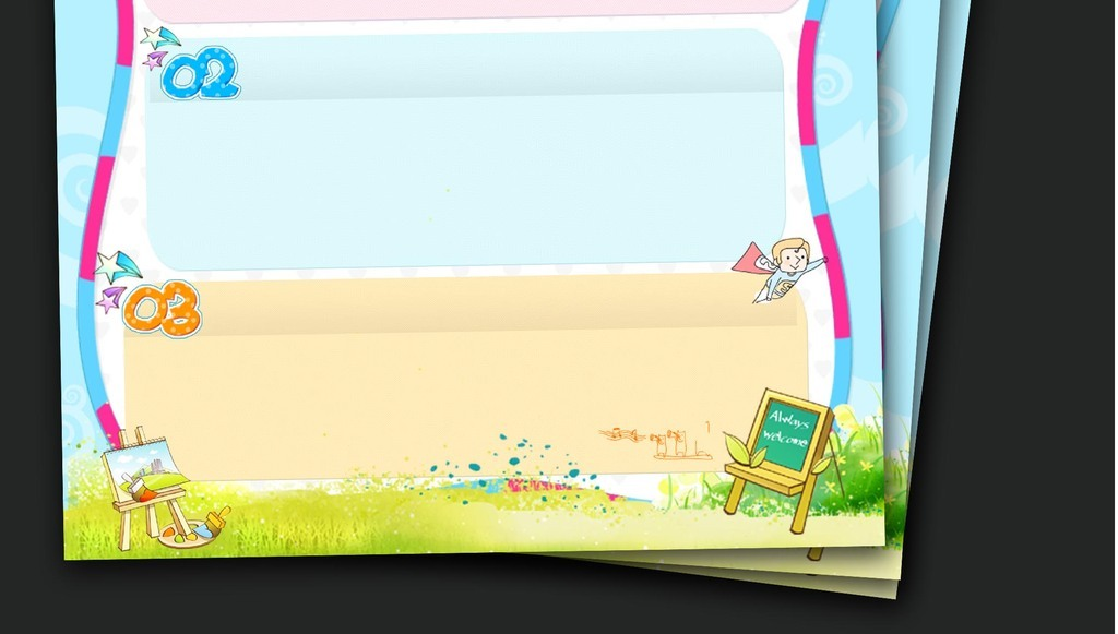 ppt 背景 背景图片 边框 模板 设计 相框 1024_581