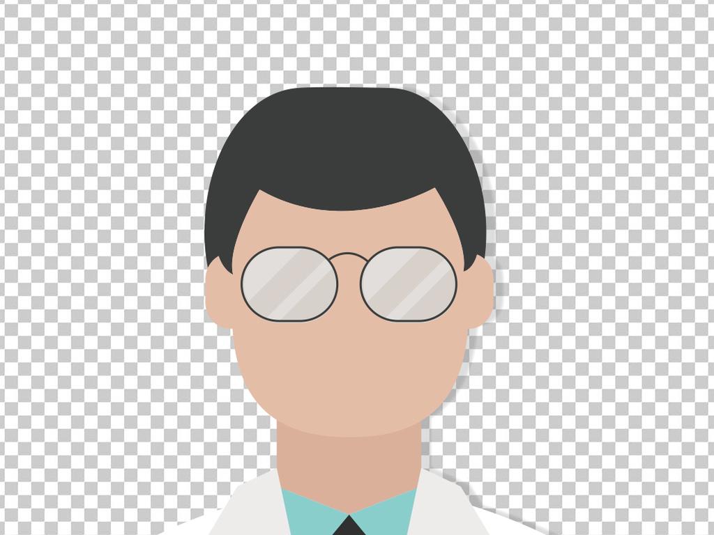 卡通可爱医生(图片编号:15945710)