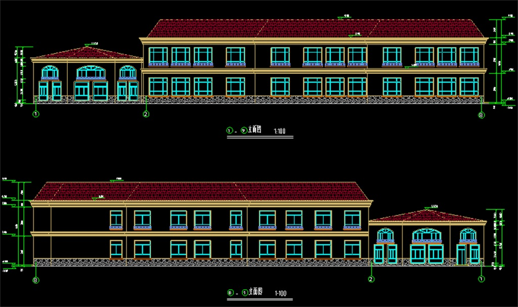 设计图幼儿园建筑红木家具cad图明清家具cad图库cad