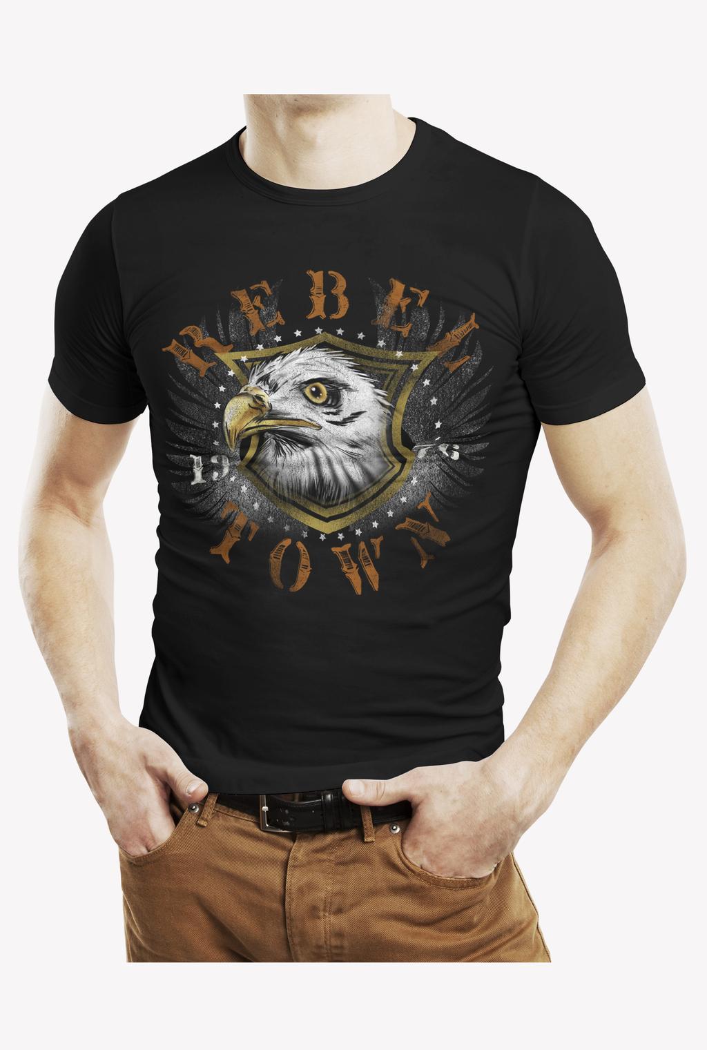 男装t恤印花图案设计欧美插画前卫图案设计素材图片