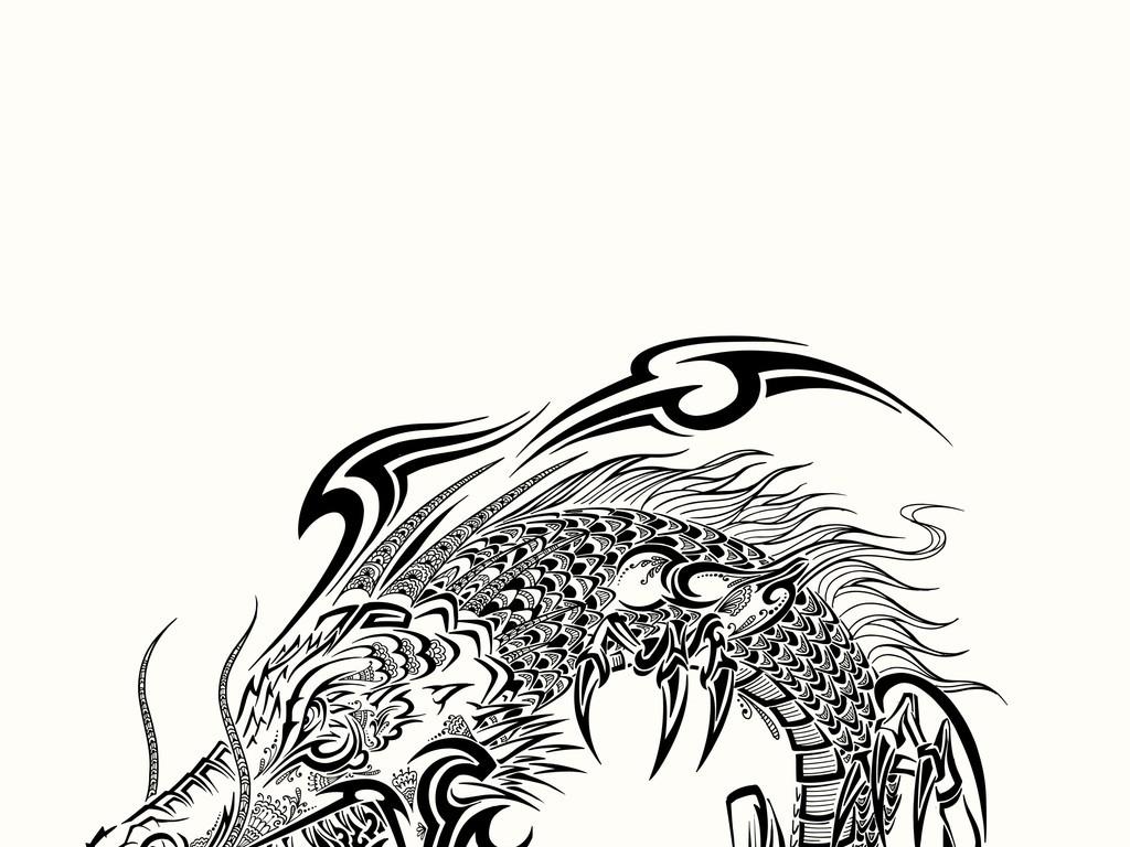 古典茶杯手绘平面插画