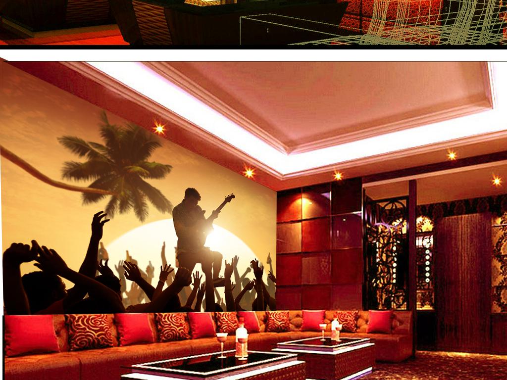 女装吧台背景墙服装店吧台北京图片10