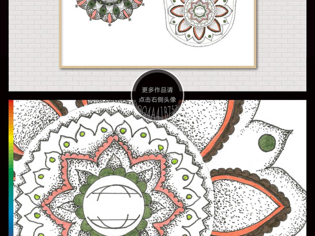 文艺油画花卉玫瑰手绘背景手绘玫瑰复古背景手绘花卉