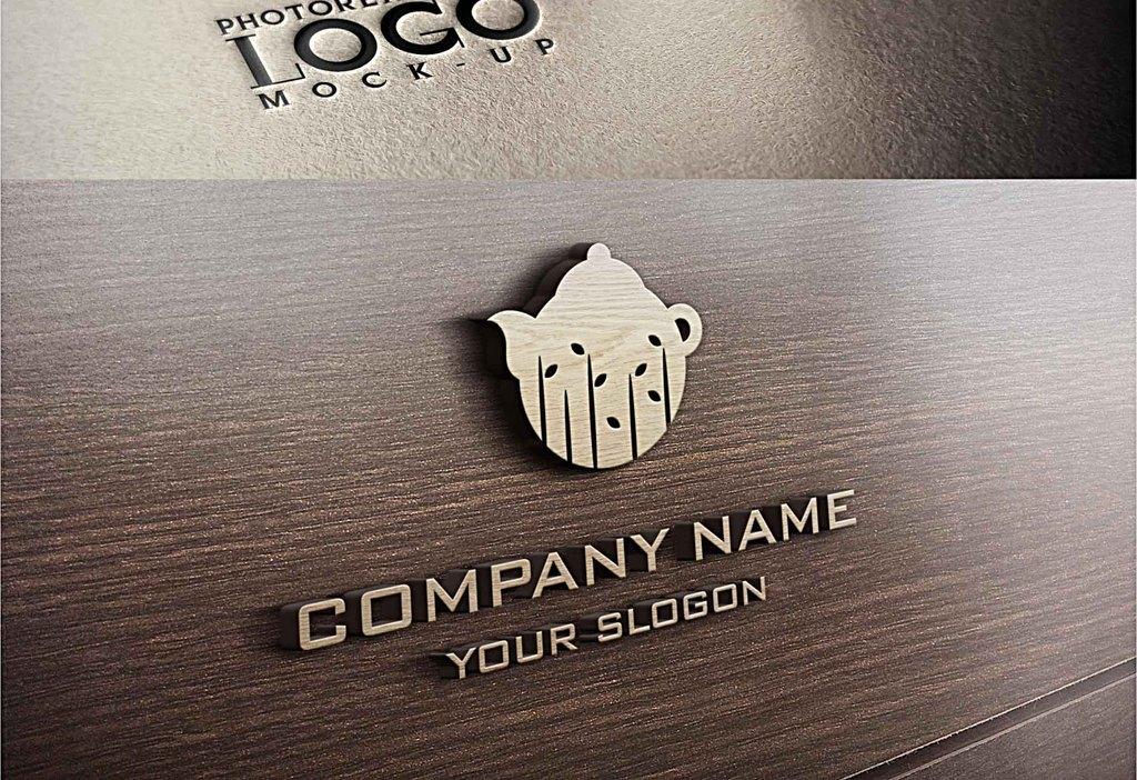 创意茶壶logo设计