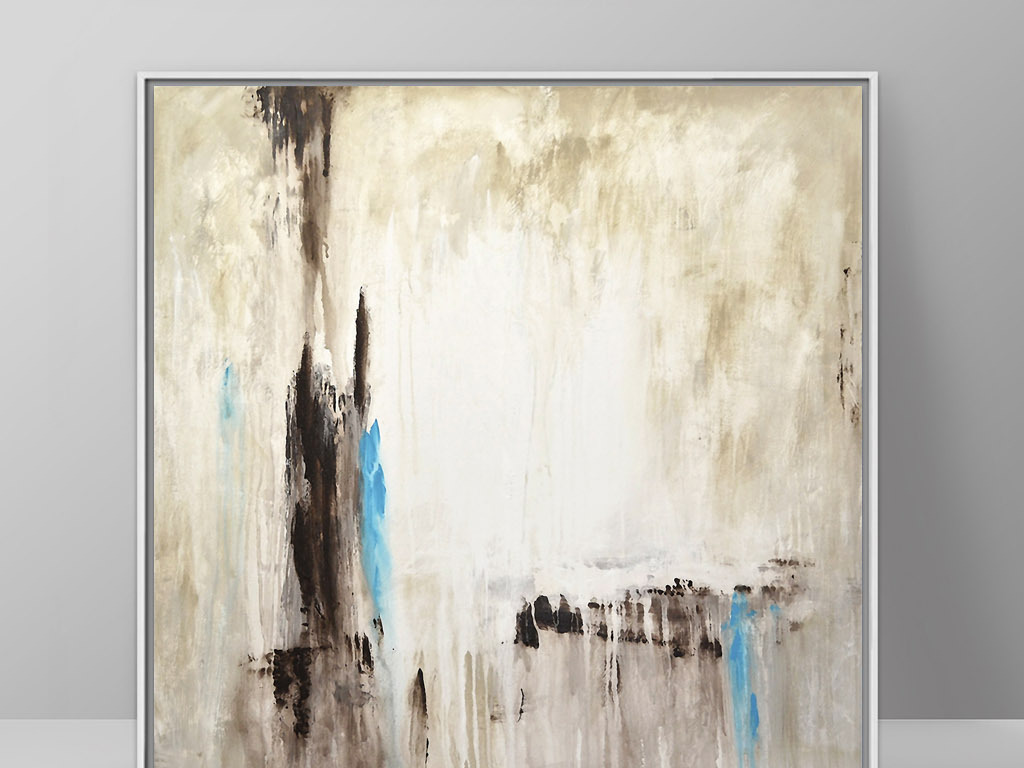 背景墙|装饰画 无框画 抽象图案无框画 > 泛黄斑驳陈旧复古欧式现代图片
